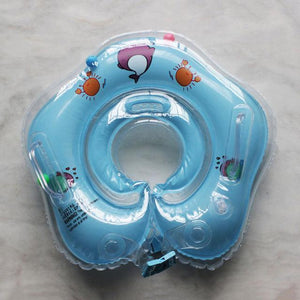 Baby Inflatable Swimming Neck Float Ring
