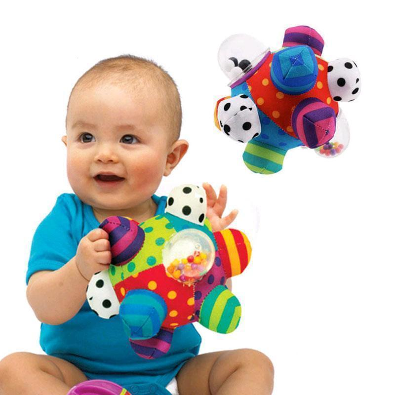 Developmental Bumpy Ball Toy