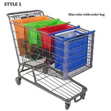 Load image into Gallery viewer, Shopping Cart Trolley Bag