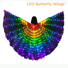 Load image into Gallery viewer, LED Butterfly Wings