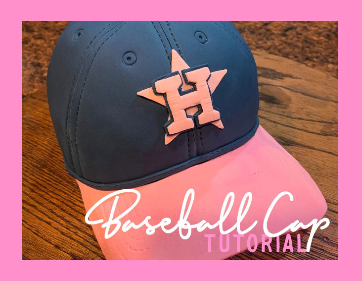 Baseball Cap Tutorial