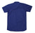 JDC Boy's Royal Blue Printed Shirt