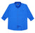 JDC Boy's Royal Blue Solid Shirt