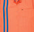 JDC Boy's Orange Strips Shirt