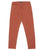 JDC Boy's Brown Solid Trouser