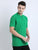 JDC Casual Solid T Shirts-Green