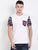 JDC Casual Prints T Shirts-White