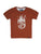 BOY'S RUST PRINT REGULAR FIT T.SHIRT