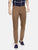JDC Casual Solid Trouser-Brown