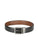 MEN BLACK BROWN REVERSIBLE BELT