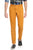 JDC Men Mustard Yellow Solid Trouser