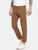 MEN'S KHAKI PRINTED JASON FIT TROUSER