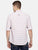 MEN'S PINK CHECK SLIM FIT SHIRT