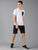 MEN'S BLACK SLIM FIT KNIT SHORT