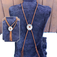 Load image into Gallery viewer, T&T Bolo/Mini Choker