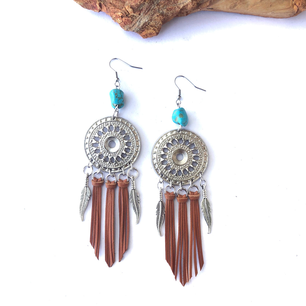 Dreamweaver Earrings- Also available as a Set