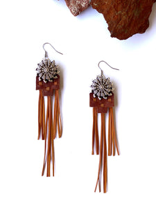 NEW Quickdraw Tassel Earrings