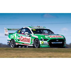 Ford Mustang - Castrol Racing - #15, R.Kelly - Race 26, Repco SuperSprint The Bend