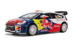 2010 Citroen C4 Racing Total World Rally Team