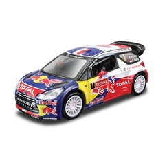 2012 Citroen DS3 Total World Rally Team