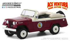 1967 Jeep Jeepster Convertible- Ace Ventura