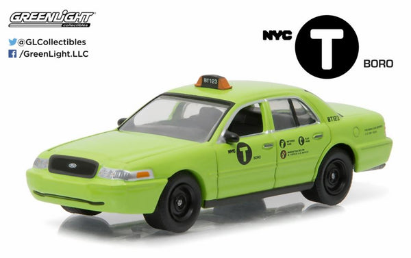 Ford Crown Victoria- NYC Taxi