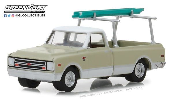 Chevy C-10 with Ladder Rack