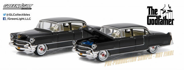 Cadillac Fleetwood Series 60- The Godfather