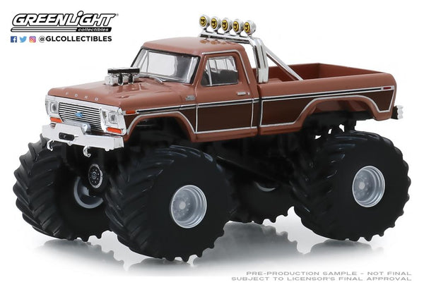 Ford F-350 Monster Truck- BFT