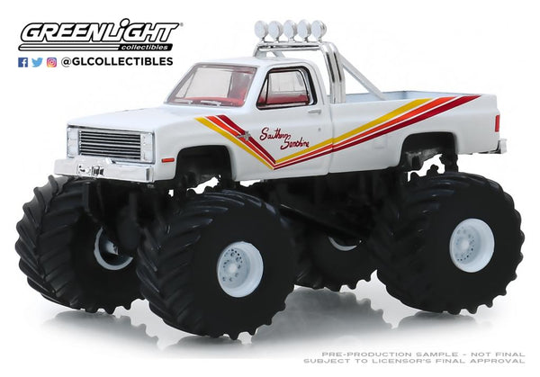 Chevrolet K20 Monster Truck- Southern Sunshine