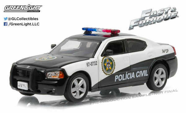 Dodge Charger- Rio Police