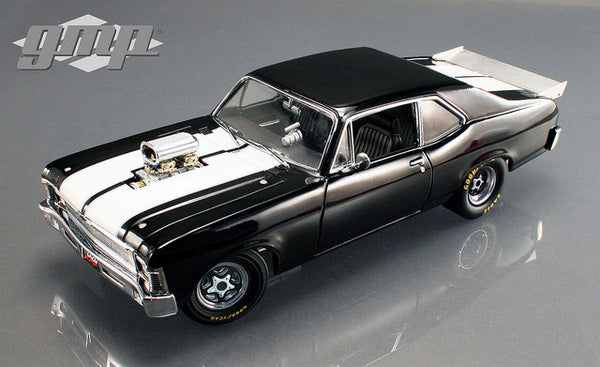 Chevrolet Nova 1320 Kings Drag Car