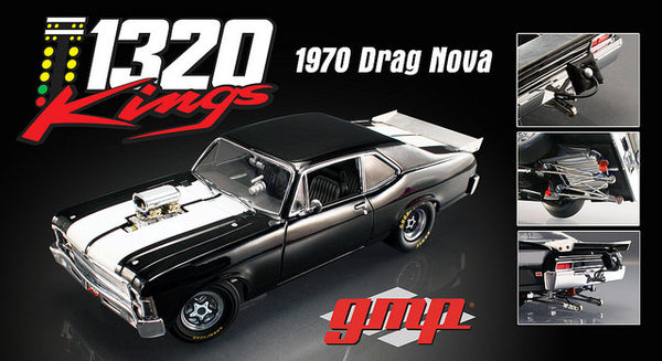 1970 Chevrolet Nova 1320 Kings Drag Car