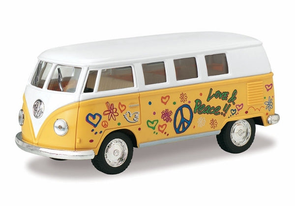 Volkswagen Classic Bus with printing