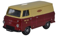 Ford 400E Van - British Railways