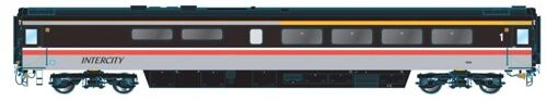 Mk3a Coach RFM- BR Intercity Swallow 10201