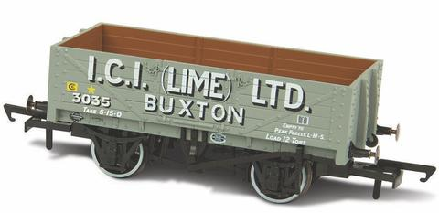 Mineral Wagon, 5 Plank, ICI (Lime) Ltd