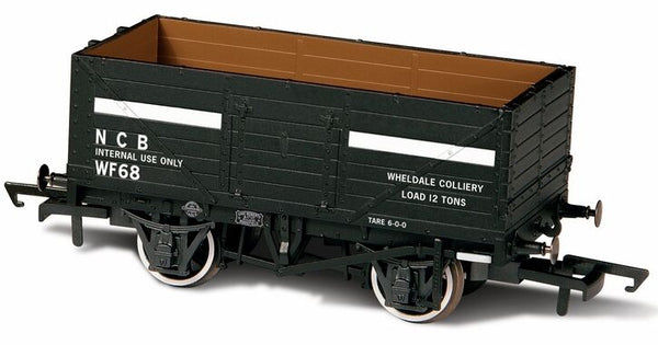 Mineral Wagon, 7 Plank, NCB Internal User