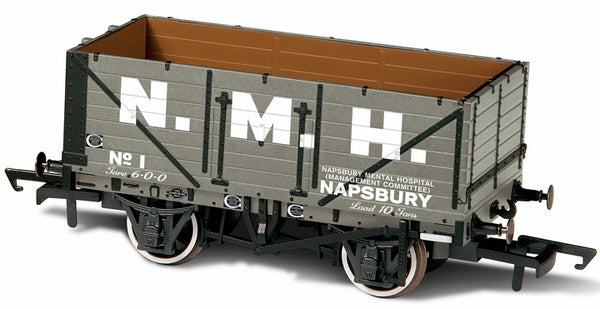 Mineral Wagon 7 Plank, Napsbury Hospital Cmttee No1