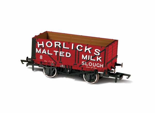 Mineral Wagon 7 Plank, Howlicks Malted Milk Slough 8