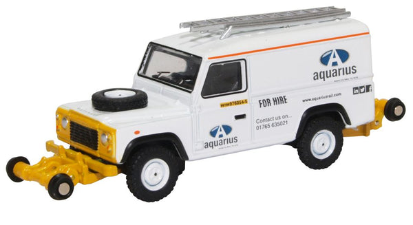 Land Rover Defender - Aquarius Rail