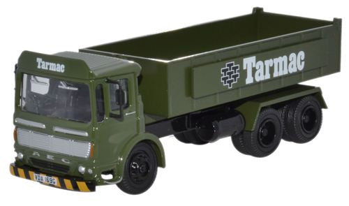 AEC Ergomatic 6 Wheel Tipper