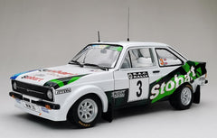 Ford Escort RS1800 -  #3 M. Wilson/J.Millington-Winner- Roger Albert Clark Rally 2008