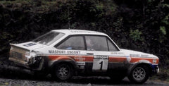 Ford Escort MKII RS1800 Rally