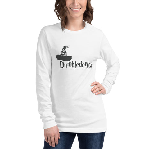 Dumbledorks Long Sleeve Tee