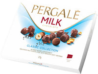Assorted Sweets PERGALE w/ MILK Chocolate 373 g