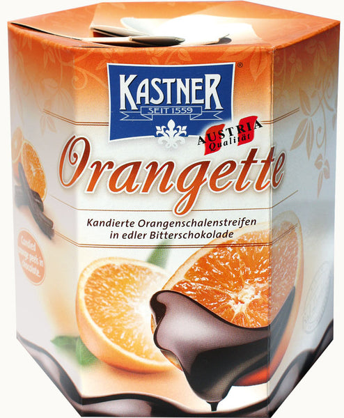 Orangette in Chocolate 150g
