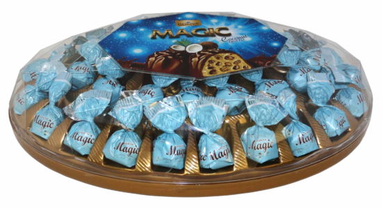 Magic Coconut Assortment 625g