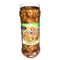Pickled Sponge/Nameko Mushrooms 580ml