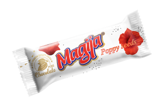 """Magija"" Cream Cheese Bar w/ Poppy 45g-20/cs"